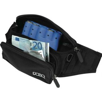Polo Euro Τσαντάκι μέσης Black 9-08-027-2000