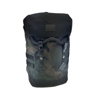 Doughnut Τσάντα πλάτης Colorado Small Camo Series Army Black (90996)