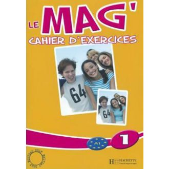 Le Mag' 1 - Cahier d'exercices (2006)