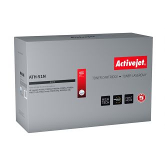 Activejet Toner HP Q7551A Black 7200pgs (ATH-51N)