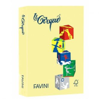 Favini Le Cirque Χρωματιστό χαρτί A4 80gr 500 Φύλλα Ivory (110)