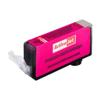 ActiveJet Μελάνι Canon CLI-521M 10ml Magenta (AC-521MR)