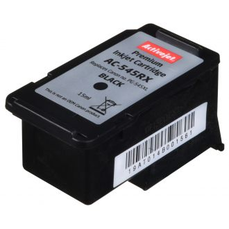 ActiveJet Μελάνι Canon PG-545XL 18ml Black (AC545RX)