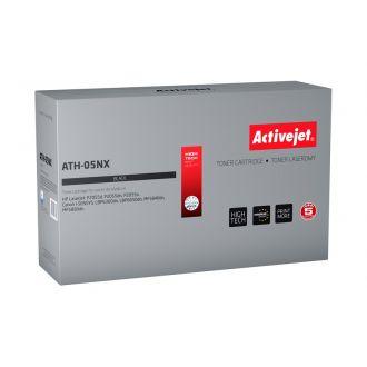 Activejet Toner HP C505X Black 6500pgs (ATH-05NX)