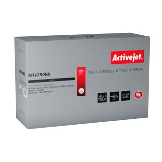 Activejet Toner HP CE250X Black 10.500pgs (ATH-250NX)