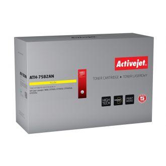 Activejet Toner HP Q7582A Yellow 6000pgs (#503A)