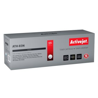 Activejet Toner HP CF283A Black 1500pgs (ATH-83N)