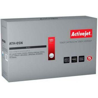Activejet Toner HP C505A Black 3500pgs ( ATH-05N) (#C505A)