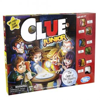 Hasbro Cluedo Junior (819-12930)
