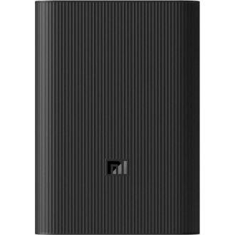 Xiaomi Mi Power Bank 3 ultra Compact 10000mAh  Μαύρο