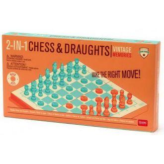 Legami chess & draughts