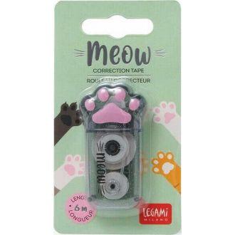 LEGAMI correction tape 6m - Meow