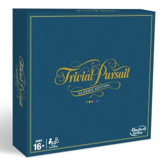 Hasbro Trivial Pursuit: New Classic Edition (819-19401)