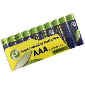 Energenie μπαταρίες super alkaline AAA 10pcs.