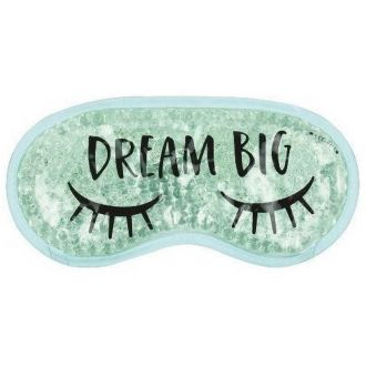 LEGAMI gel eye mask - dream big - chill out (hot&cold)