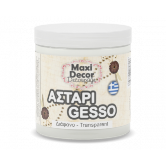 Maxi Decor Decoupage Gesso Αστάρι 250ml (904008)