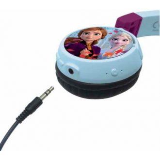 Frozen headphones 2 in 1 bluetooth and wired comfort