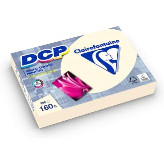 Clairefontaine DCP Χαρτί εκτύπωσης A3 160gr 250 Φύλλων Ivory (6827)