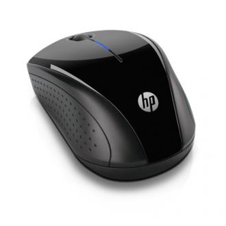HP Ποντίκι Wireless 220 Black (HP3FV66A)