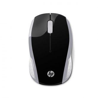 HP Ποντίκι Wireless 200 PK Silver (HP2HU84A)