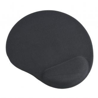 Gembird MousePad Gel Black