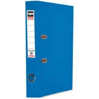 Typotrust κλασέρ πλαστικό  4/32 Μπλε 43203