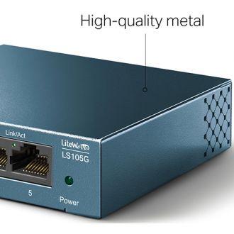 TP-Link LS105G 5-Port 10 100 1000Mbps
