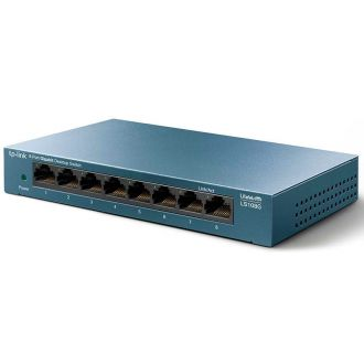 TP-Link LS108g 8-Port 10 100 1000Mbps
