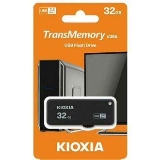 Kioxa USB 3.0 32gb Yamabiko U3.2 black