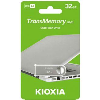 Kioxa USB 2.0 32gb U2 Owahri U401 Silver (LU401S032GG4)