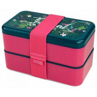 LEGAMI lunch box - tropical