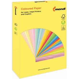 Mondi χαρτί εκτύπωσης inkjet/copy A4 80gr Yellow