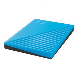 Western Digital Εξωτερικός σκληρός δίσκος HDD My Passport 2TB USB3.0 Blue