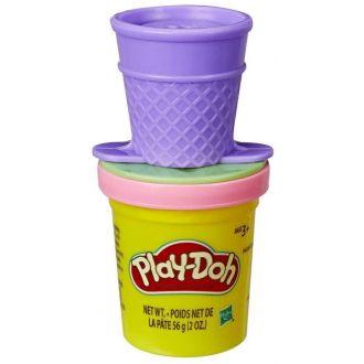 Hasbro Play-Doh πλαστό ζυμαράκι Ice Cream  (E3410 / E3365)