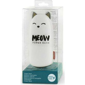 LEGAMI powerbank 2600mAh - meow