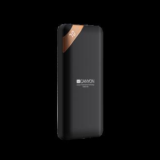 Canyon powerbank 10000mAh with display Black (CPBP10B)