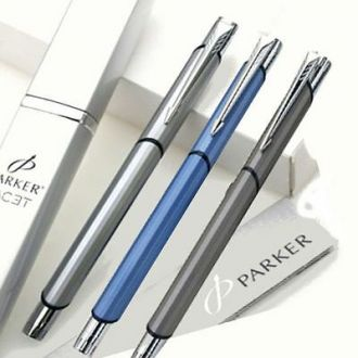 PARKER  FACET  MATTE  CHROME  CT  RBall