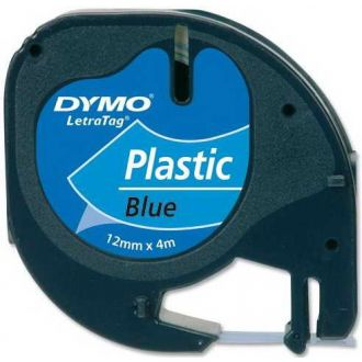 Dymo 91205 Ταινία Ετικετογράφου (4m x 12mm) S0721650 Μπλε