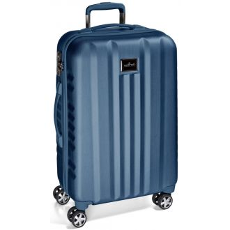 March βαλίτσα trolley Fly Navy (S104-14-51)