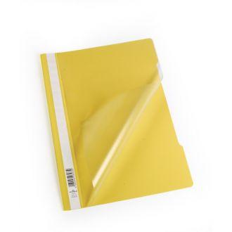 Durable Ντοσιέ έλασμα Α4 Ν.2573 Κίτρινο 100400-12