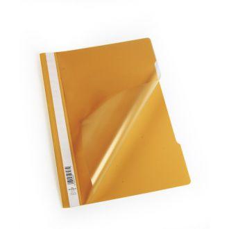 Durable Ντοσιέ έλασμα Α4 Ν.2573 Πορτοκαλί 100400-19