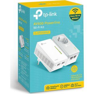 Tp-Link Powerline AV500 Passthrough Wireless Starter (TL-WPA4226KIT)
