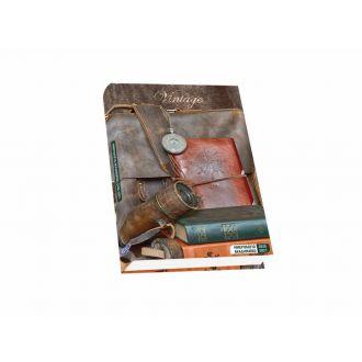 Skag ακαδημαικό ημερολόγιο vintage 14x21 Σεπτέμβριος-Αύγουστος
