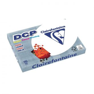 Clairefontaine DCP Χαρτί εκτύπωσης A3 100gr 500 Φύλλων Λευκό (1822)