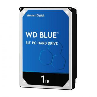 Western Digital Εσωτερικός σκληρός δίσκος HDD Blue 1TB 3.5'' SATA 3 (WD10EZRZ)