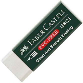 Faber Castell γόμα λευκή βινυλίου 7081Ν (188121)