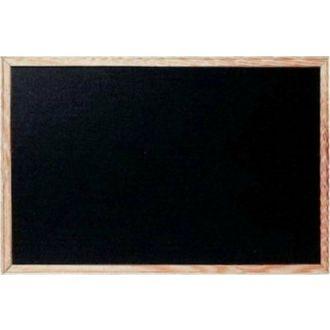 Describo πίνακας κιμωλίας Μαύρος  40x60 cm