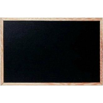 Describo πίνακας κιμωλίας  μαύρος  30x40 cm
